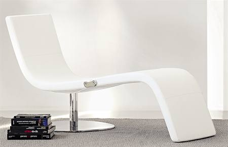 Poltrona Dragonfly trasformabile in chaise longue