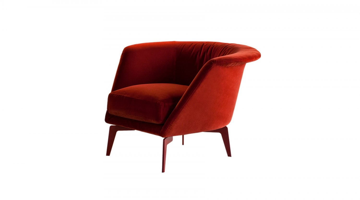 LOVY ARMCHAIR LOW - Poltrona
